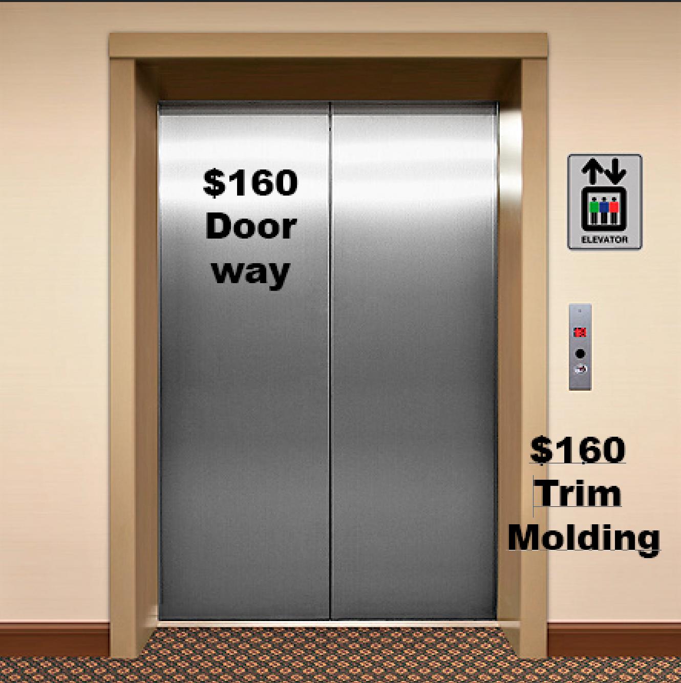 Elevator wraps