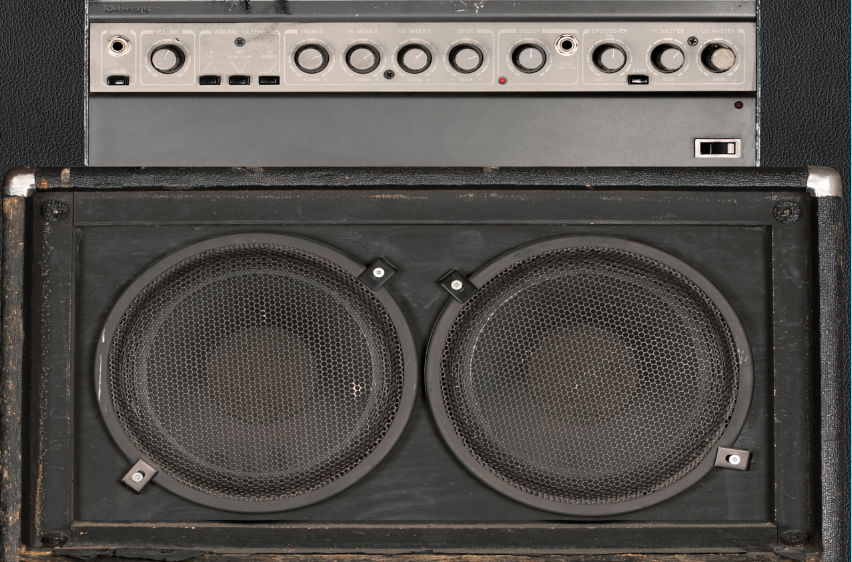 Amplifier speaker Refrigerator wrap top