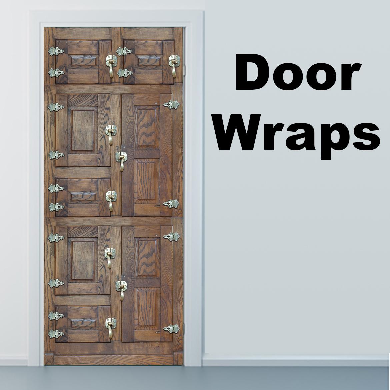 Ice box Door wrap