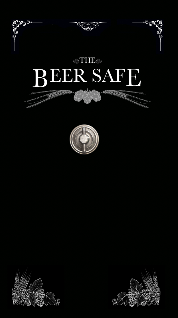 The beer safe, Mini fridge, Rm wraps