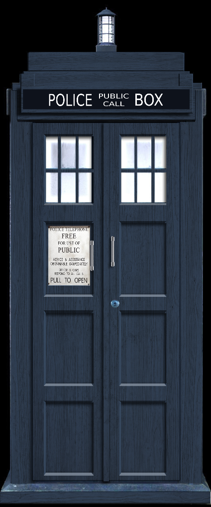Tardis, Rm wraps, Fridge wrap