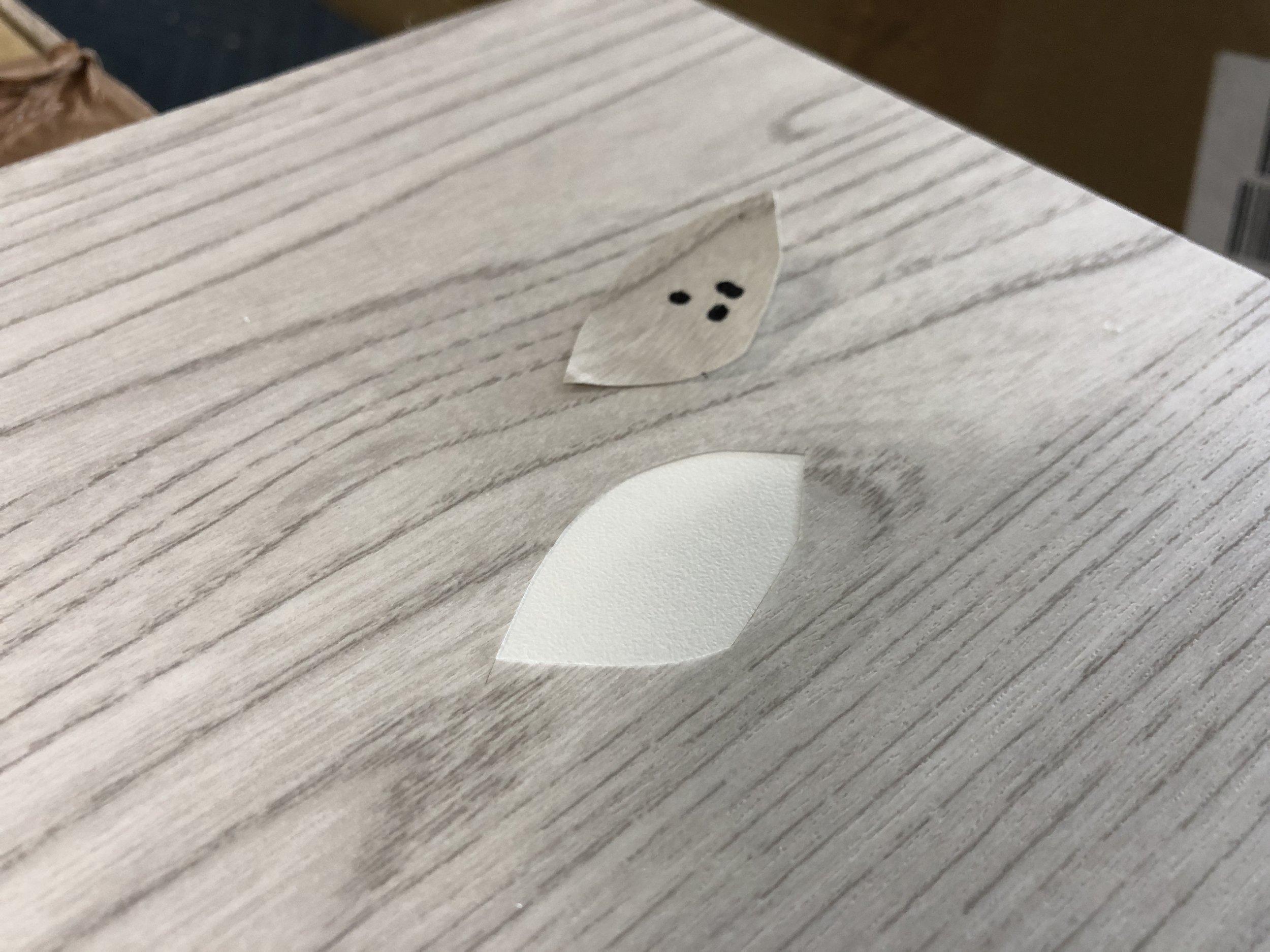 How to repair damaged vinyl