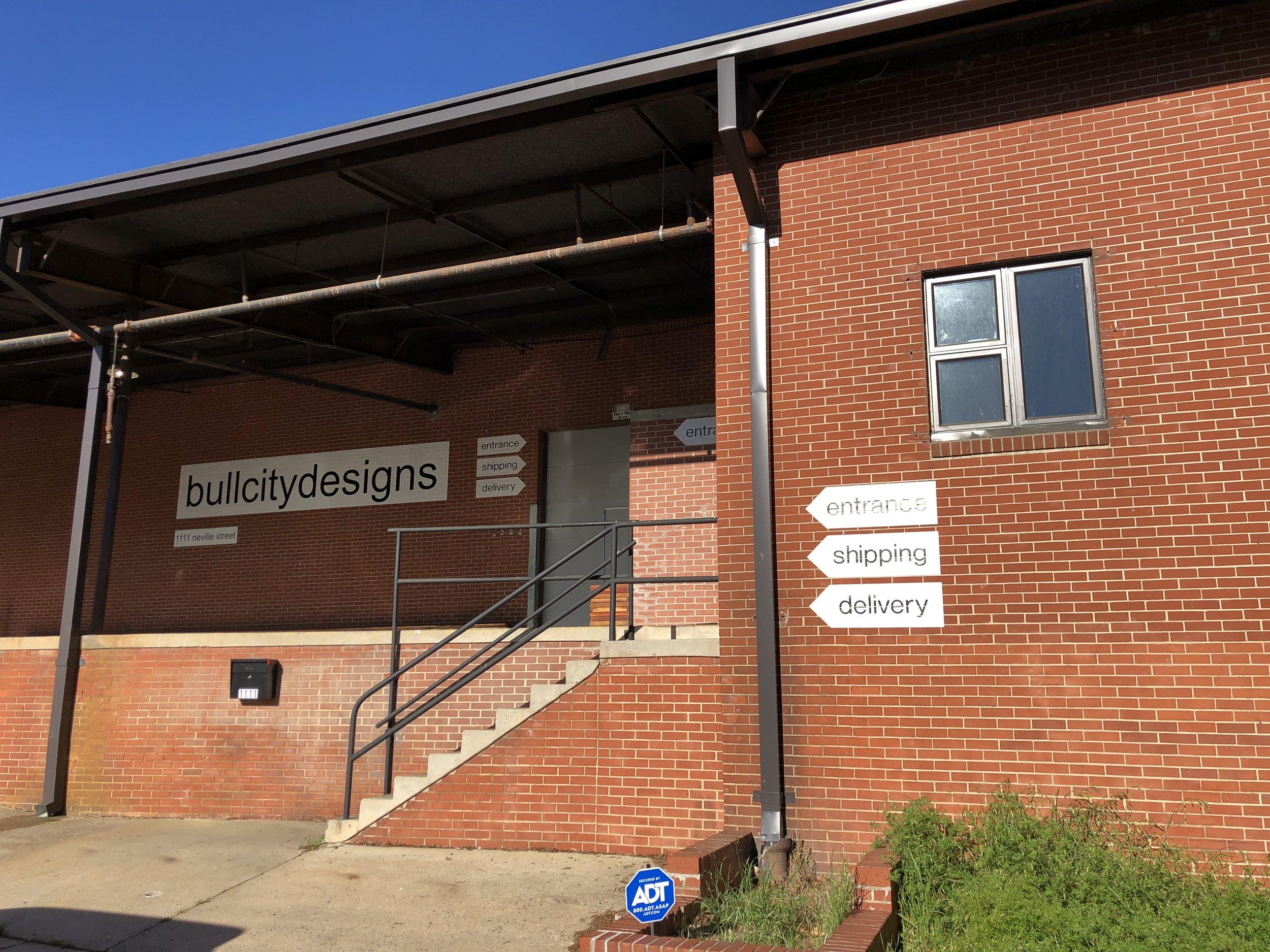 Bull city Designs, Durham, NC