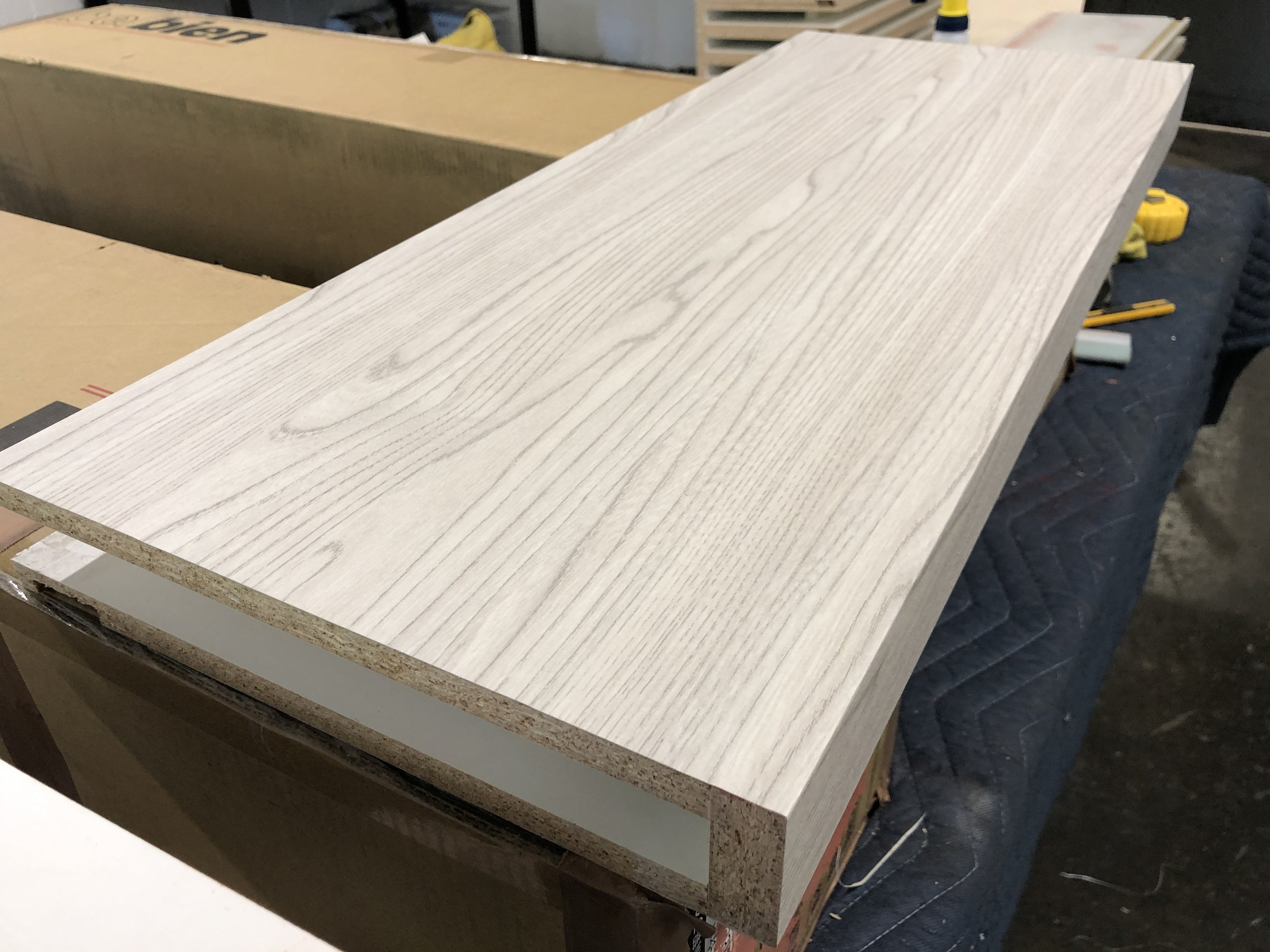 sw 127, Belbien, White wood grain, rm wraps, Grayish Elm, Super Real Wood
