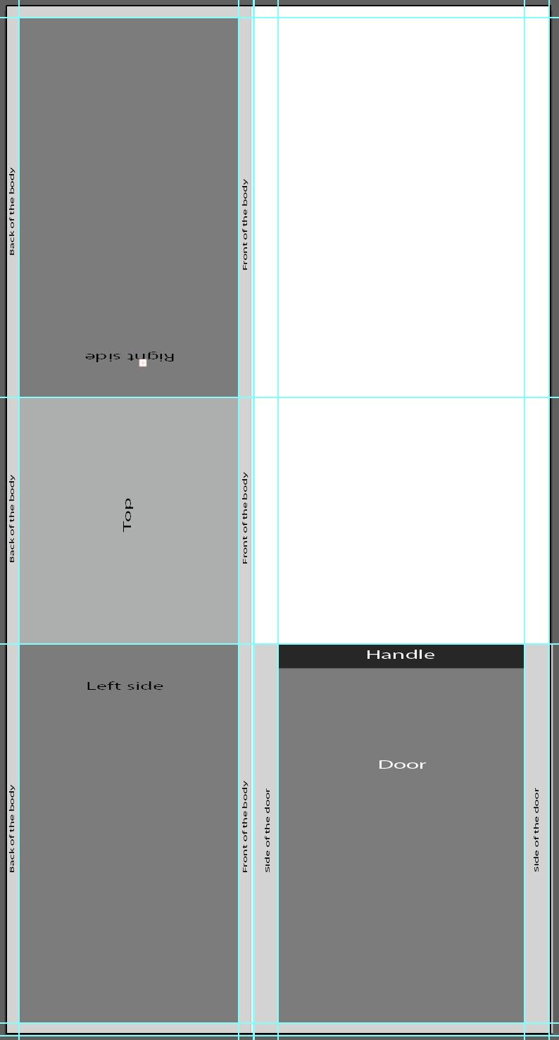 Danby Designer 4.4 cu ft mini fridge tamplate