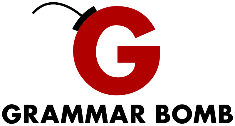Don't bomb your next essay; get help from Grammar Bomb!
