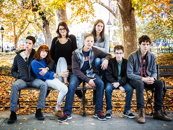 With Pico Alexander, Annie Funke, Will Pullen, Noah Robbins, and Douglas Smith.