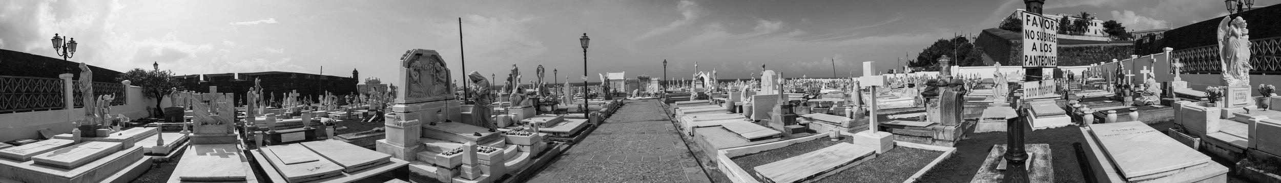 Cementerio Santa María Magdalena de Pazzis (Old San Juan, Puerto Rico)