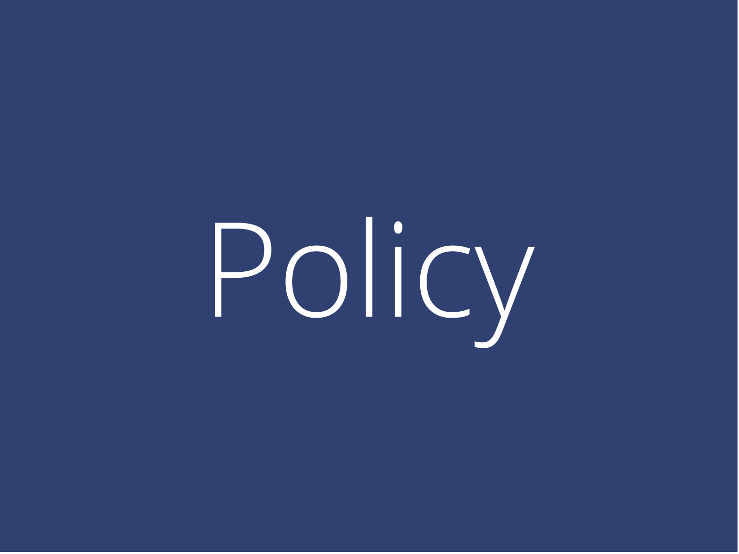 Learn about the WATS Policy Committee and meeting schedule