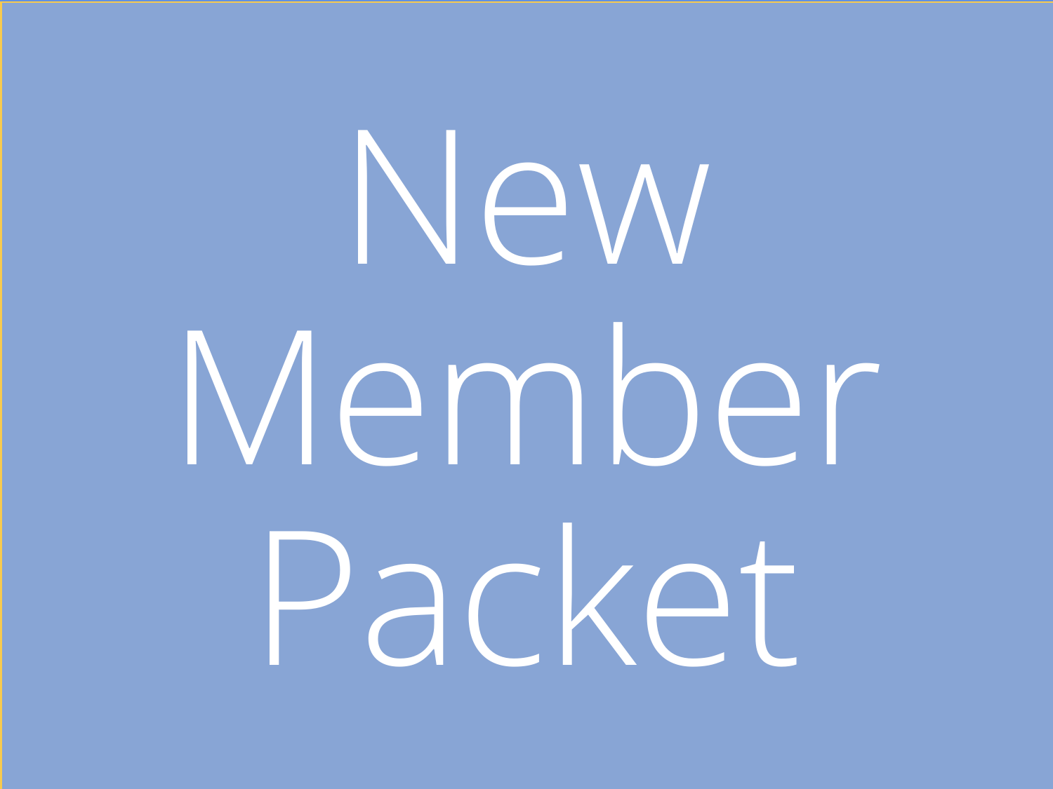 Download materials from the New Member Packet and learn more about WATS