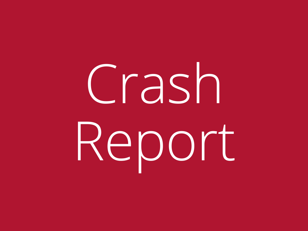 Current and Past Crash Reports