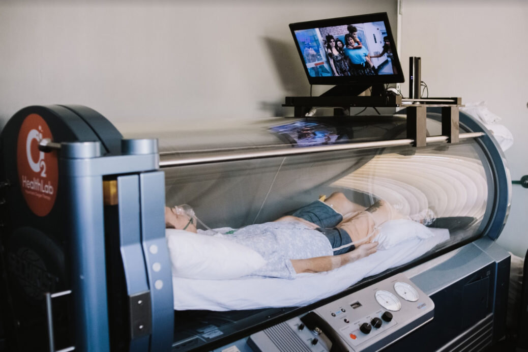Hyperbaric Oxygen Therapy - Hyperbaric Oxygen Therapy saturatesthe body with Oxygen (O2), so it canmore effectively heal itself.Click here for more information.
