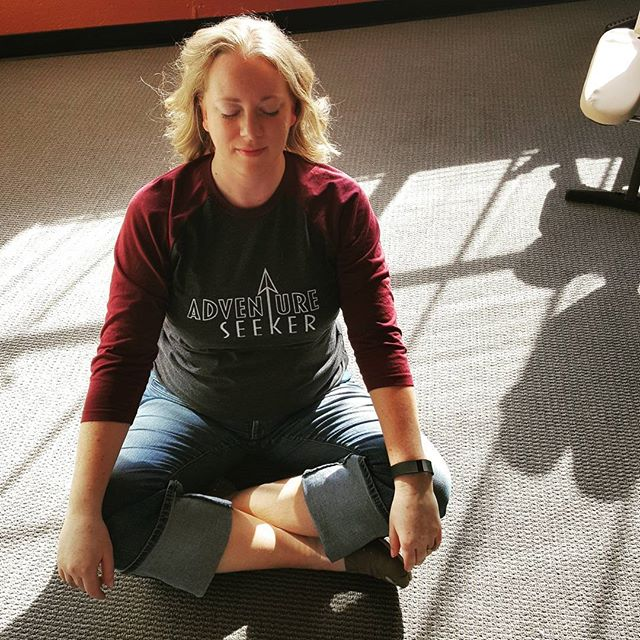 Chair Massage and Meditation in PDX businesses.