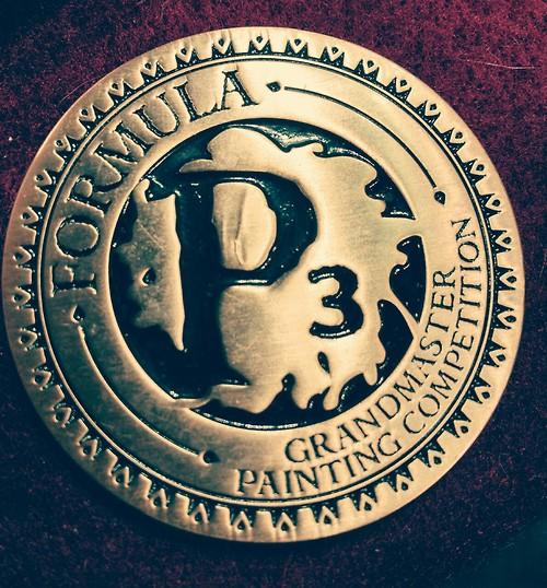 My bronze medal