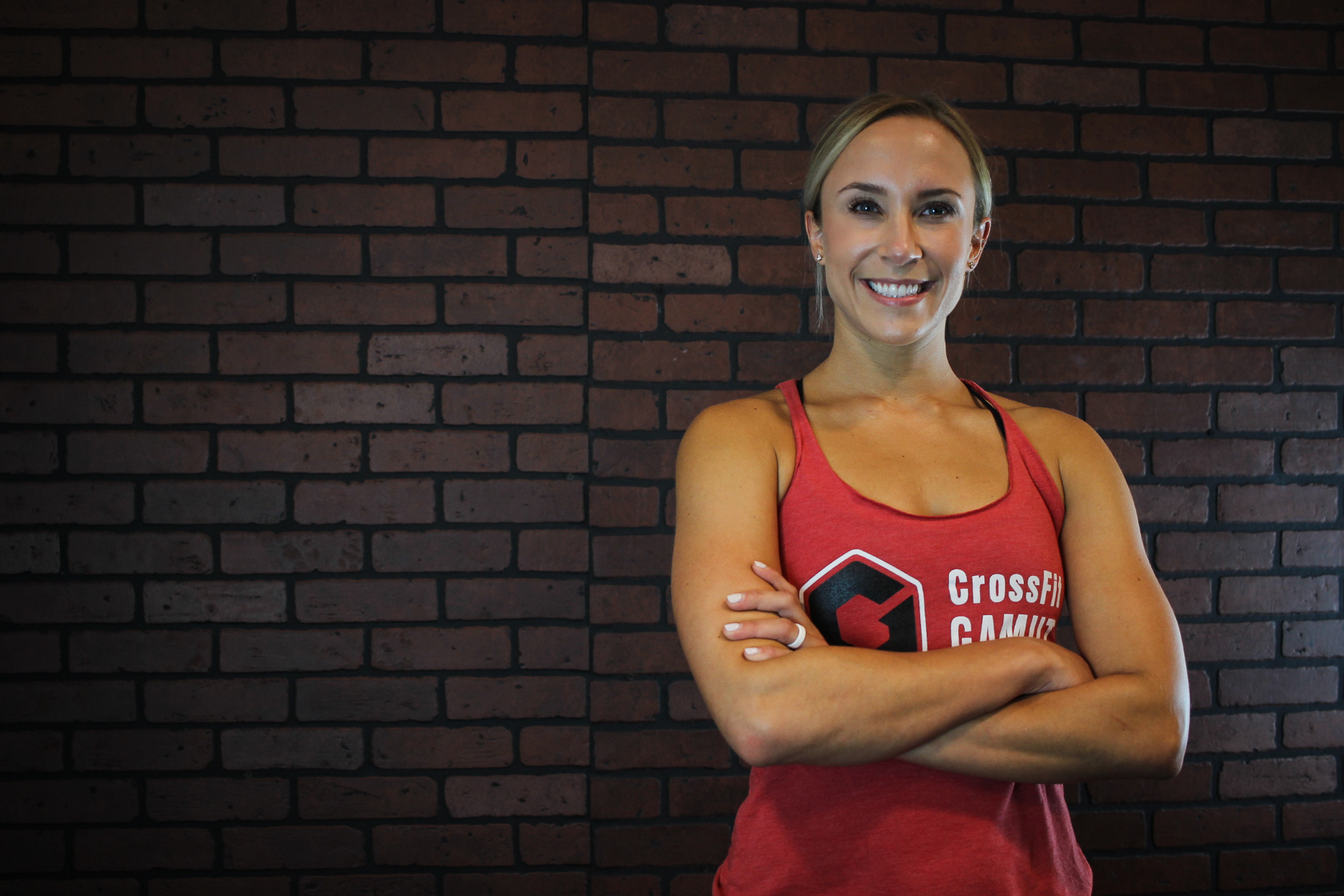 Steph Moore - CrossFit Level 1 Coach