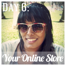 Monday, 25th Nov     Fathima   will be writing on:  'Creating an online store' on  Happiness Is .    Connect with Fathima on Twitter @noodlesndoodles  and on Facebook .