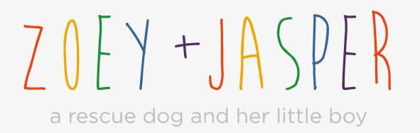 Zoey&JasperRescueDogAndBoy