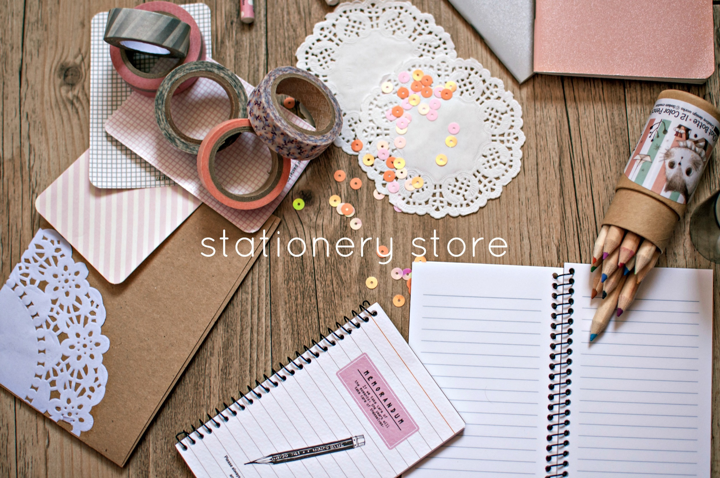 CGSStationeryStore
