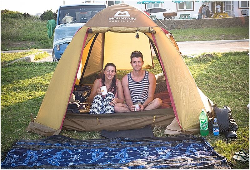 CampingOnJejuIsland