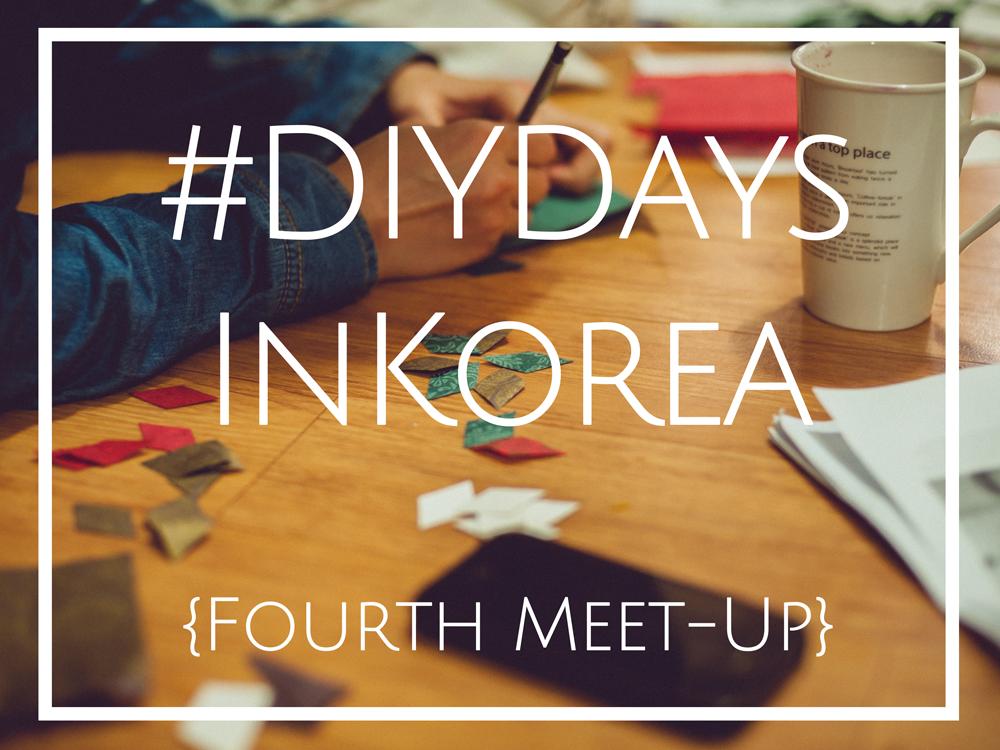 DiyDaysInKorea
