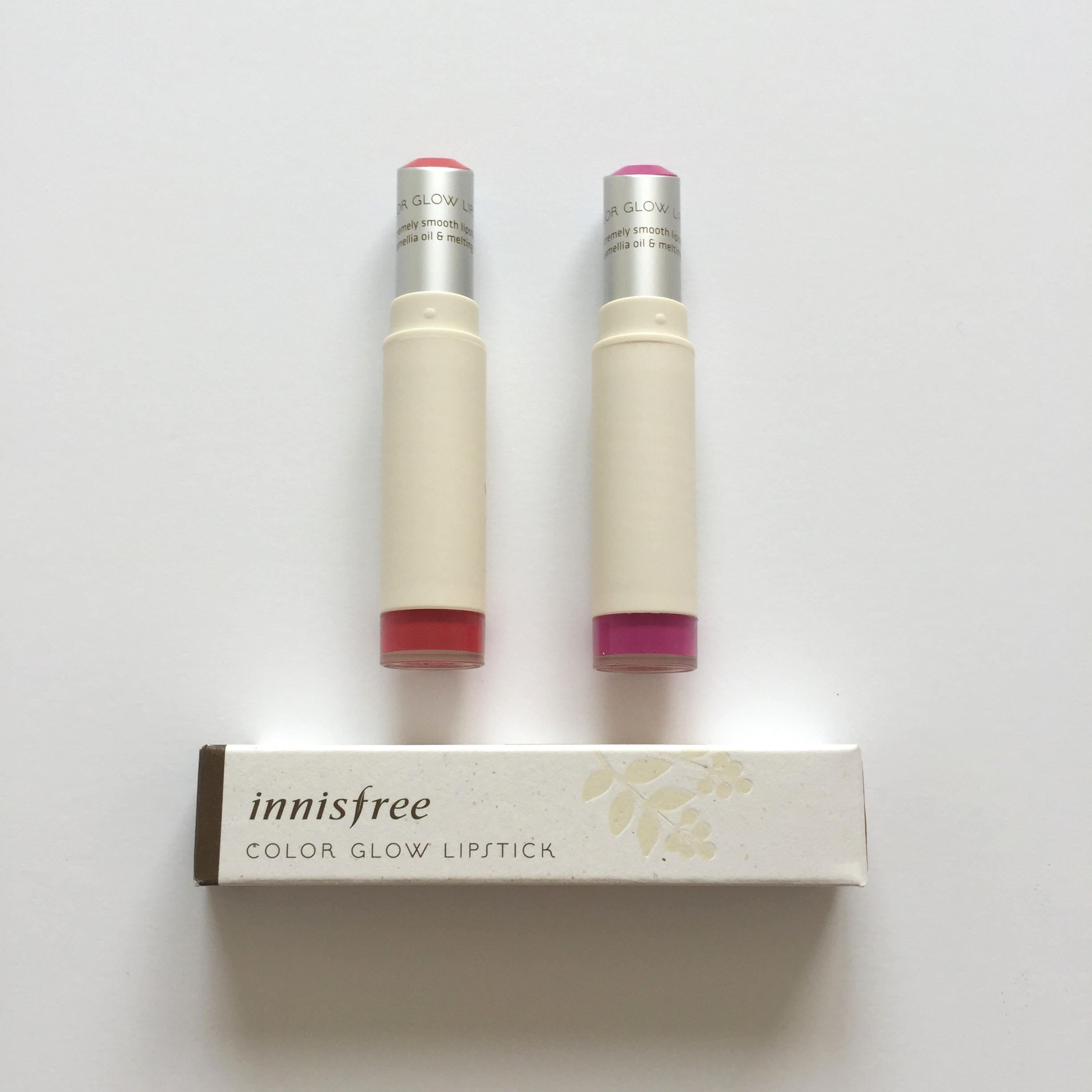 Innisfree Color Glow Lipstick Review