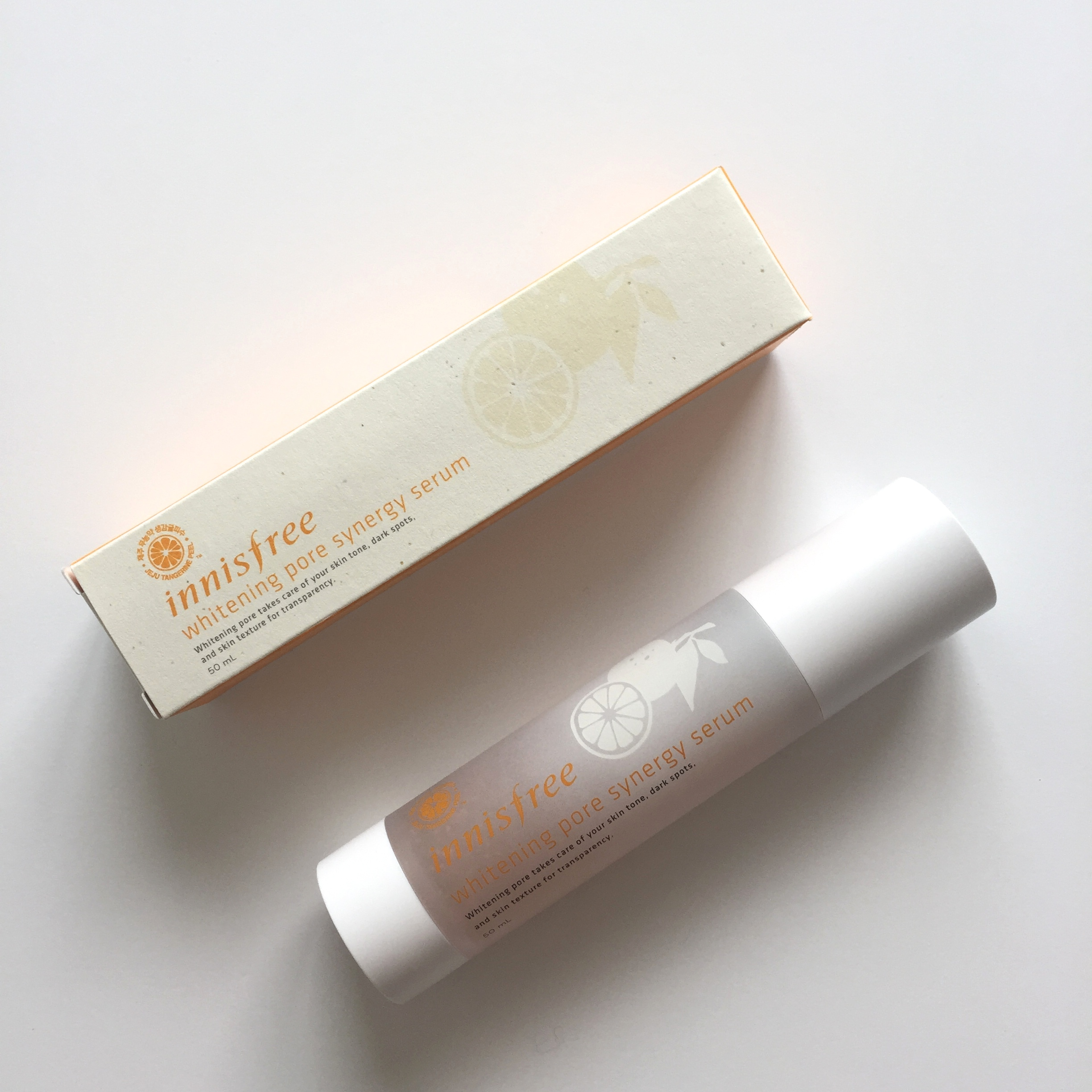 Innisfree Vitamin C Whitening Serum Review