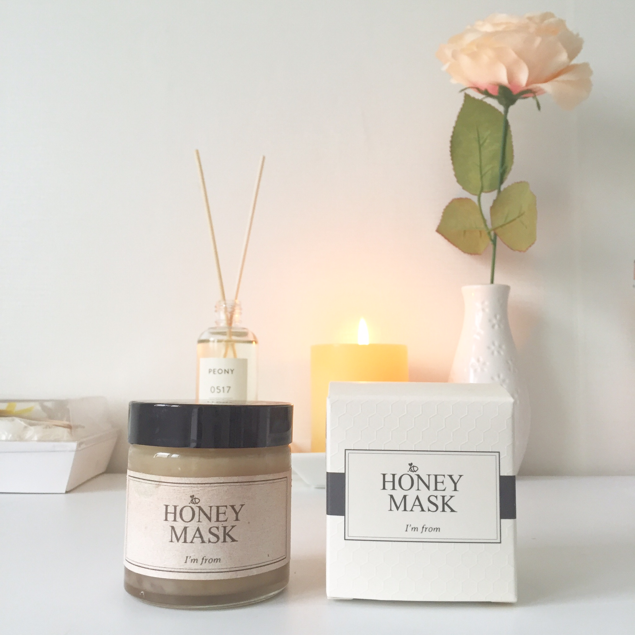 Im from Honey Mask Review