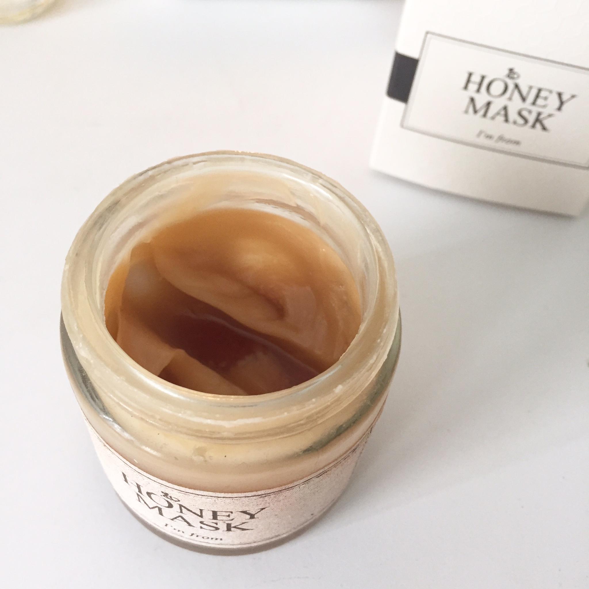 Im From Honey Mask Korean Beauty