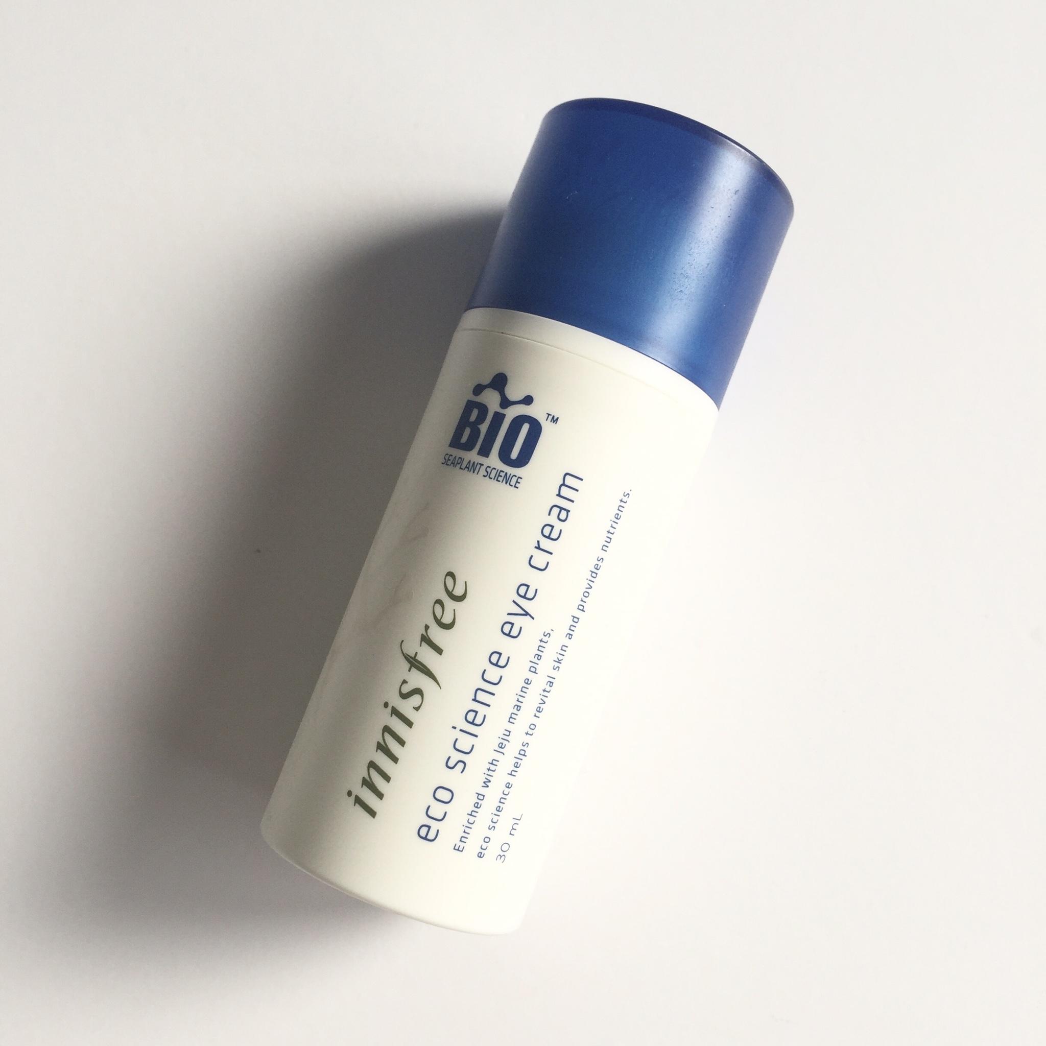 Innisfree Eco Science Eye Cream