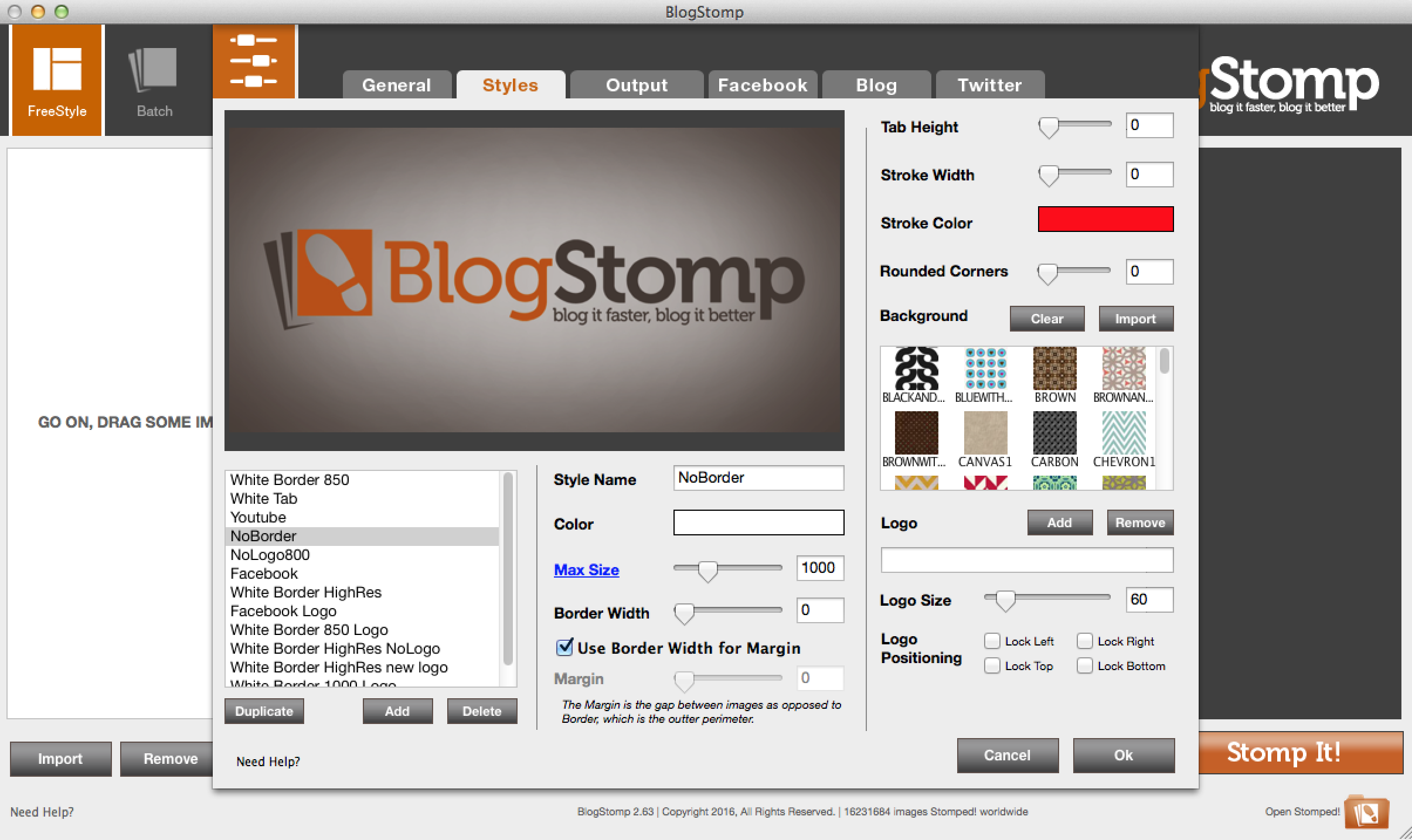 How to make collages for your blog Blogstomp Tutorial