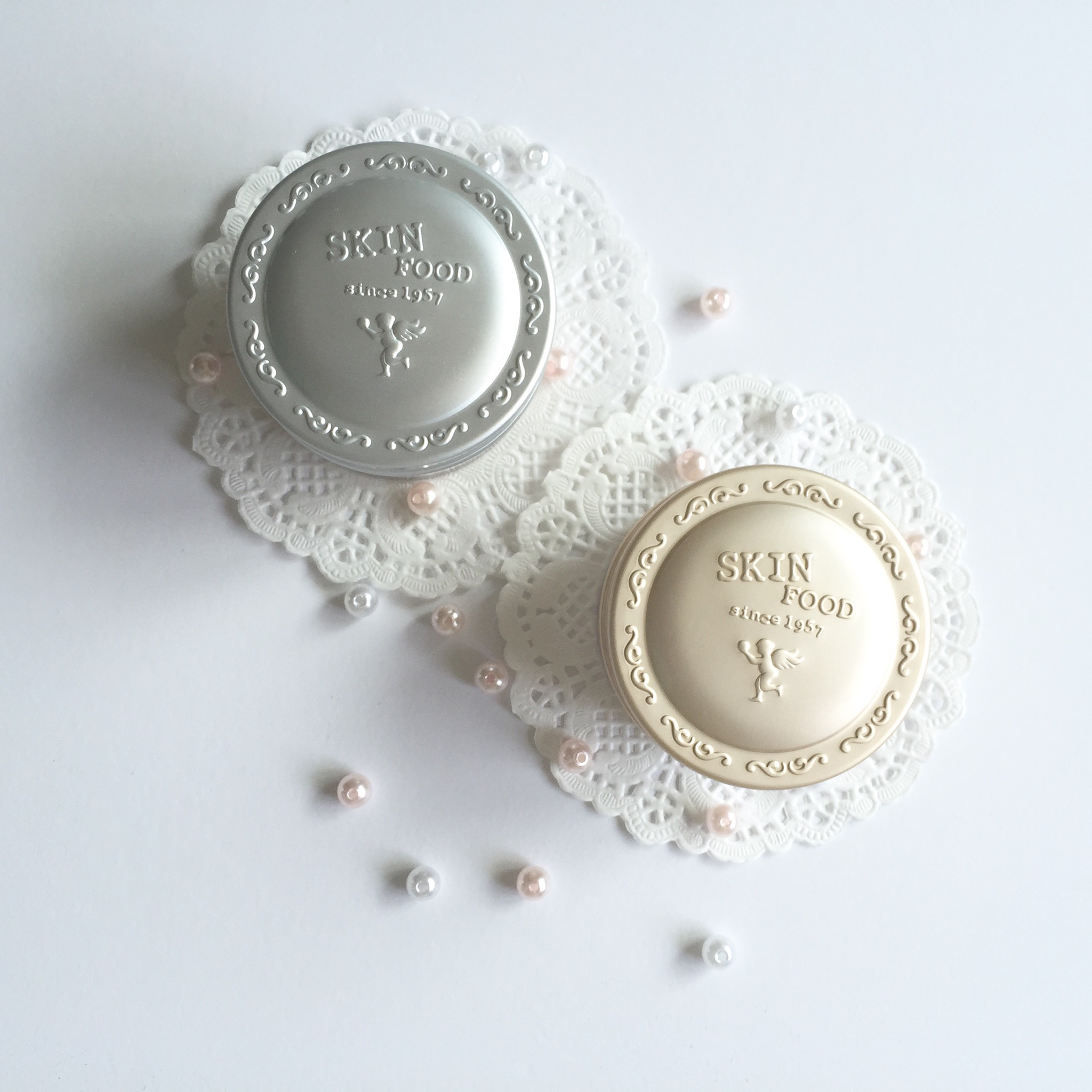 Skinfood Buckwheat Loose Powder & Rice Shimmer Powder - Review —  CityGirlSearching