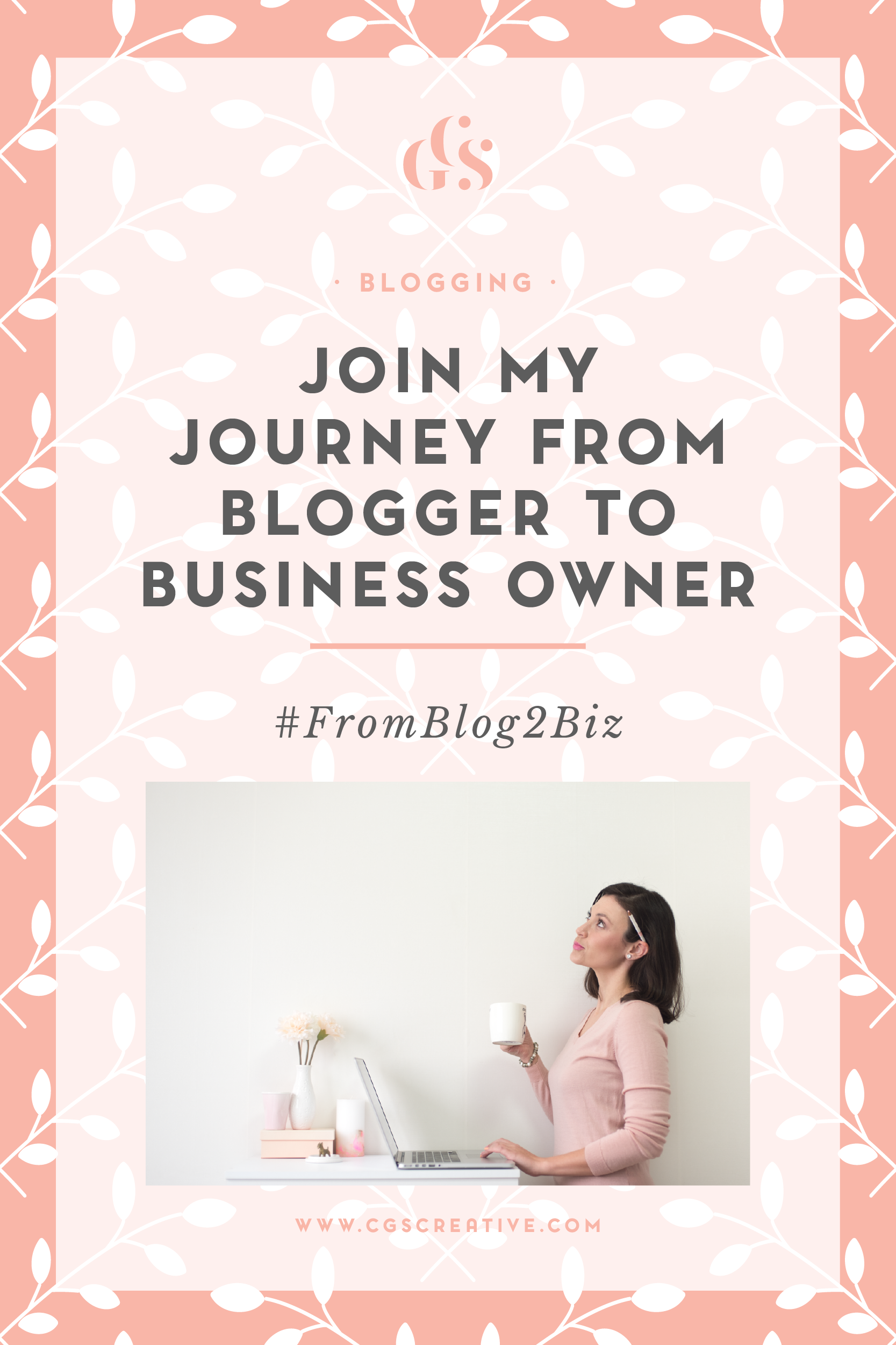 #FromBlog2Biz Journey From Blogger to Creative Business Owner