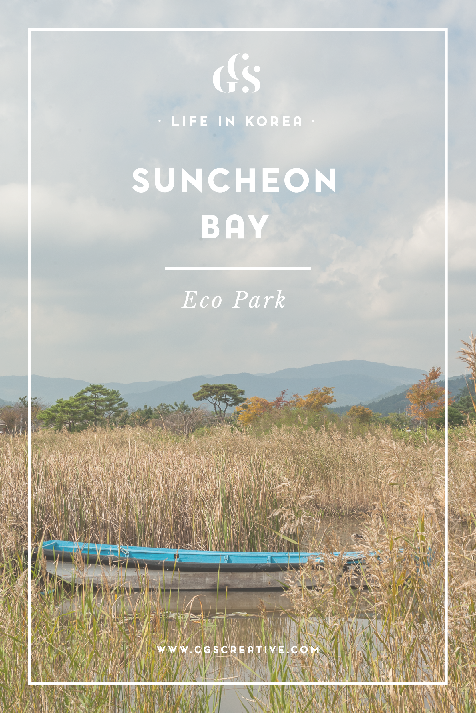 Suncheon Bay Eco Park Korea