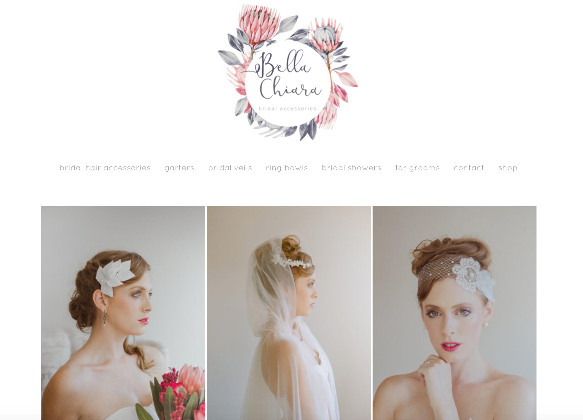 Bella Chiara - Bridal Accessories