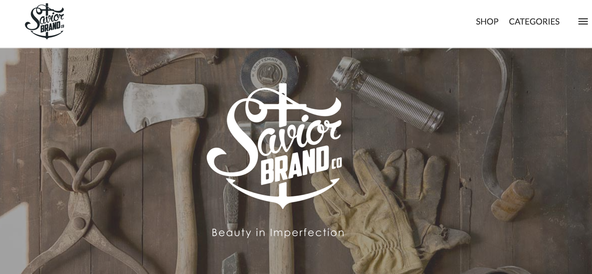 Savior Brand Co leather goods south africa