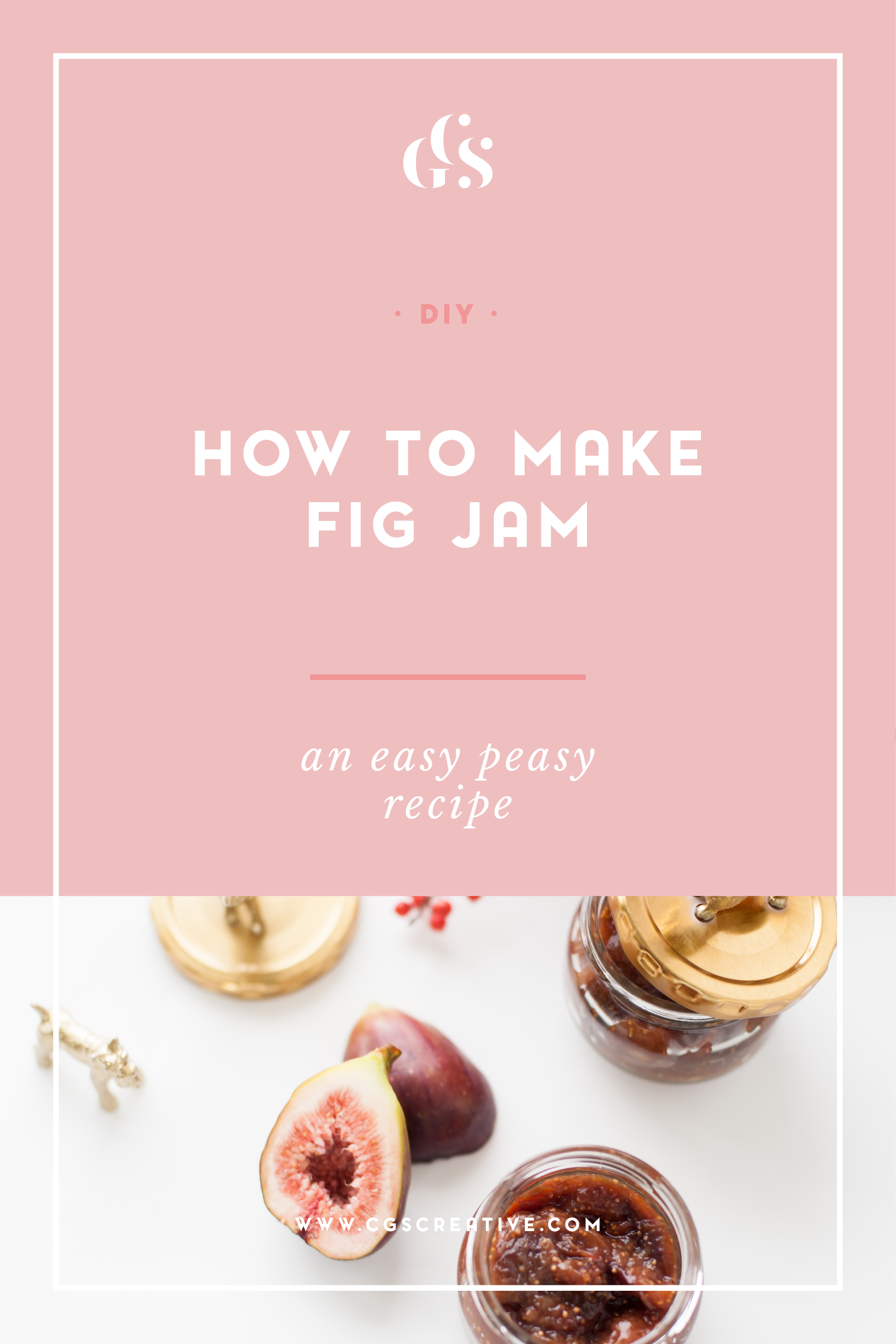How To Make Fig Jam