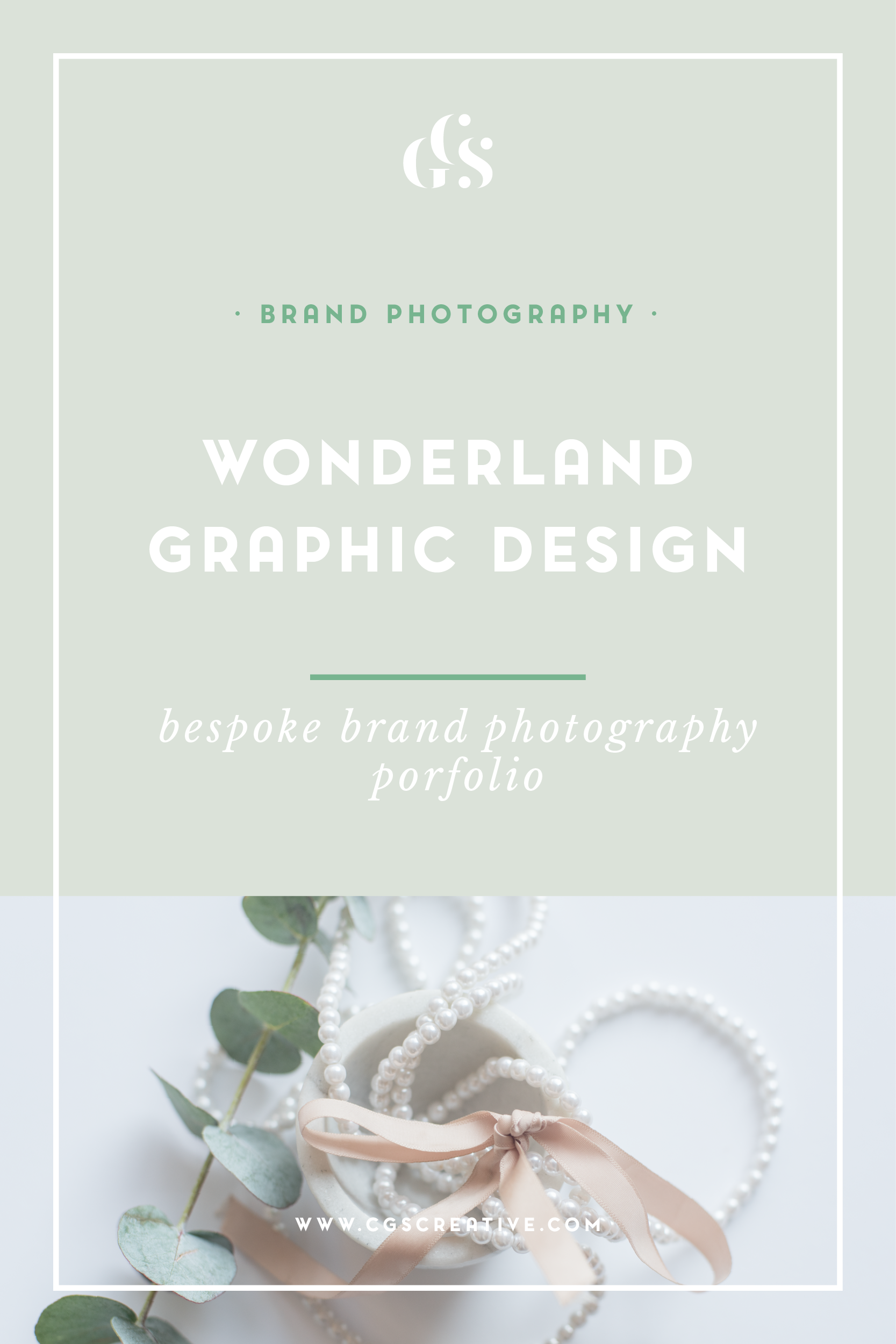 Bespoke Brand Photography by CGScreative