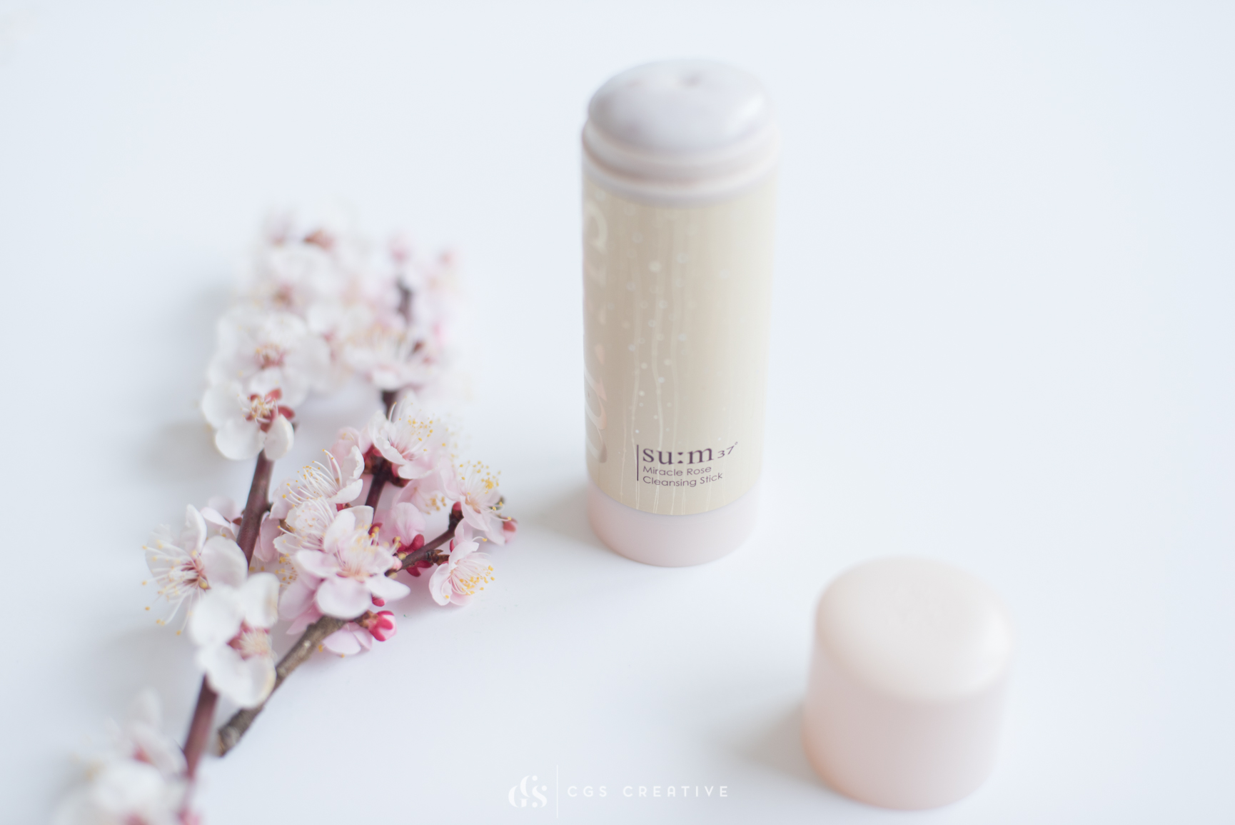 SUM-37 Miracle Rose Cleansing Stick Korean Beauty Review by Roxy Hutton CGScreative (4 of 7).JPG