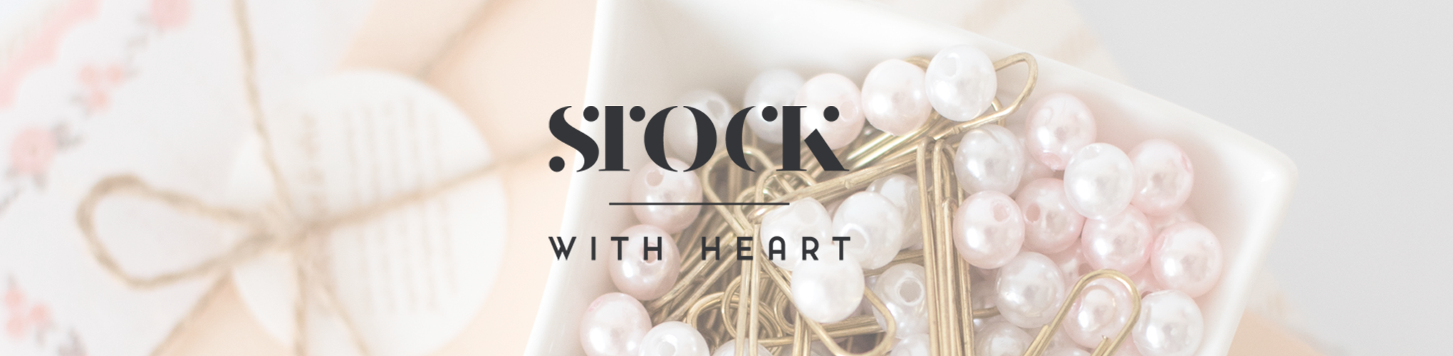 Stock With Heart feminine styled stock photos from bloggers, creatives, business owners and designers