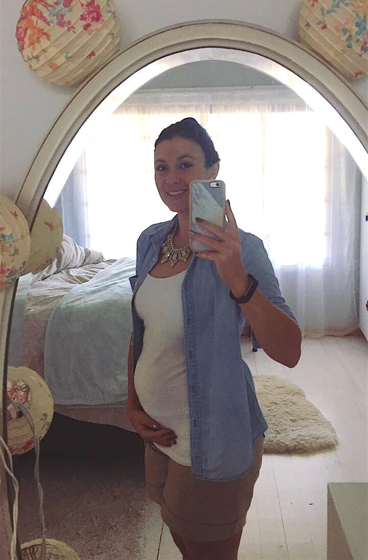 My pregnancy journey - week 20