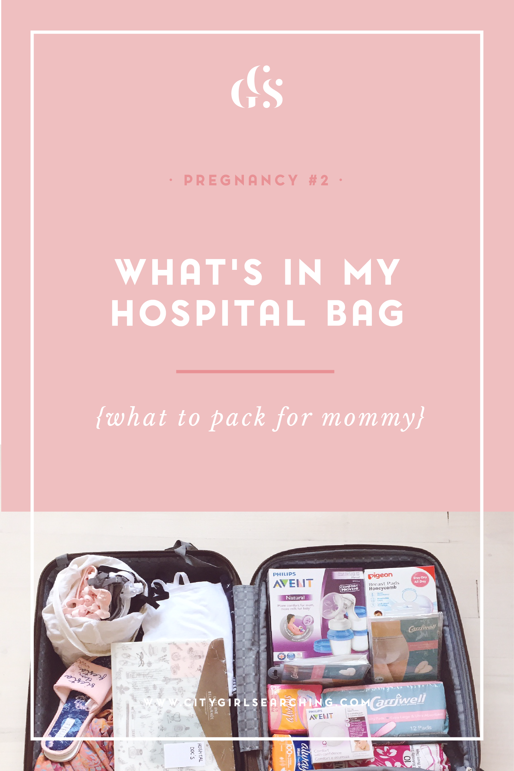 what's in my hospital bag - what to pack for labor and recover after birth-01.png