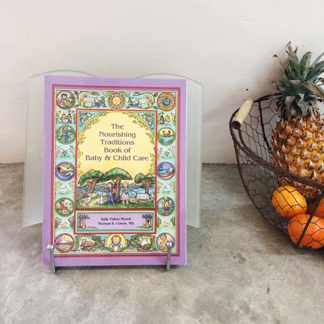 Nourishing Traditions Starting Solids CityGirlSearching Blog