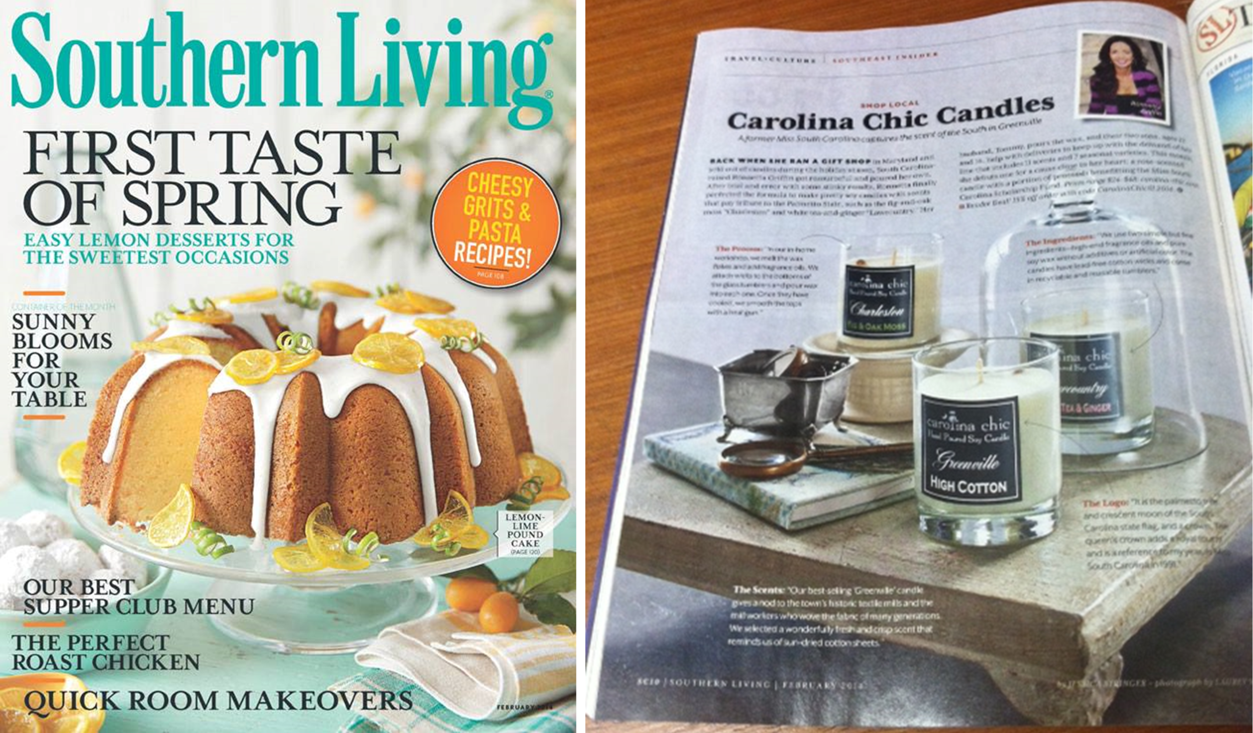 Southern Living , February 2014