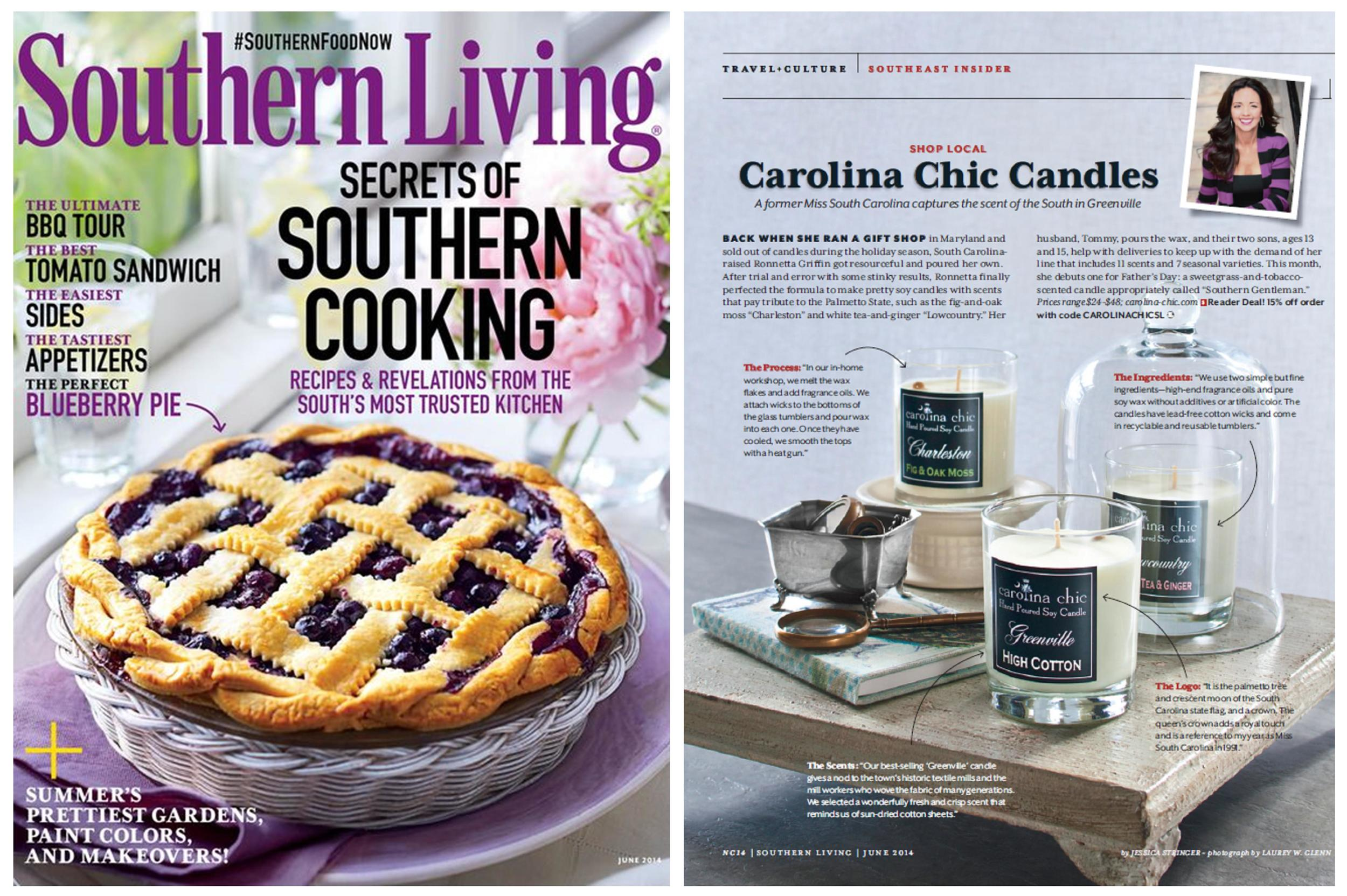 Southern Living , June 2014