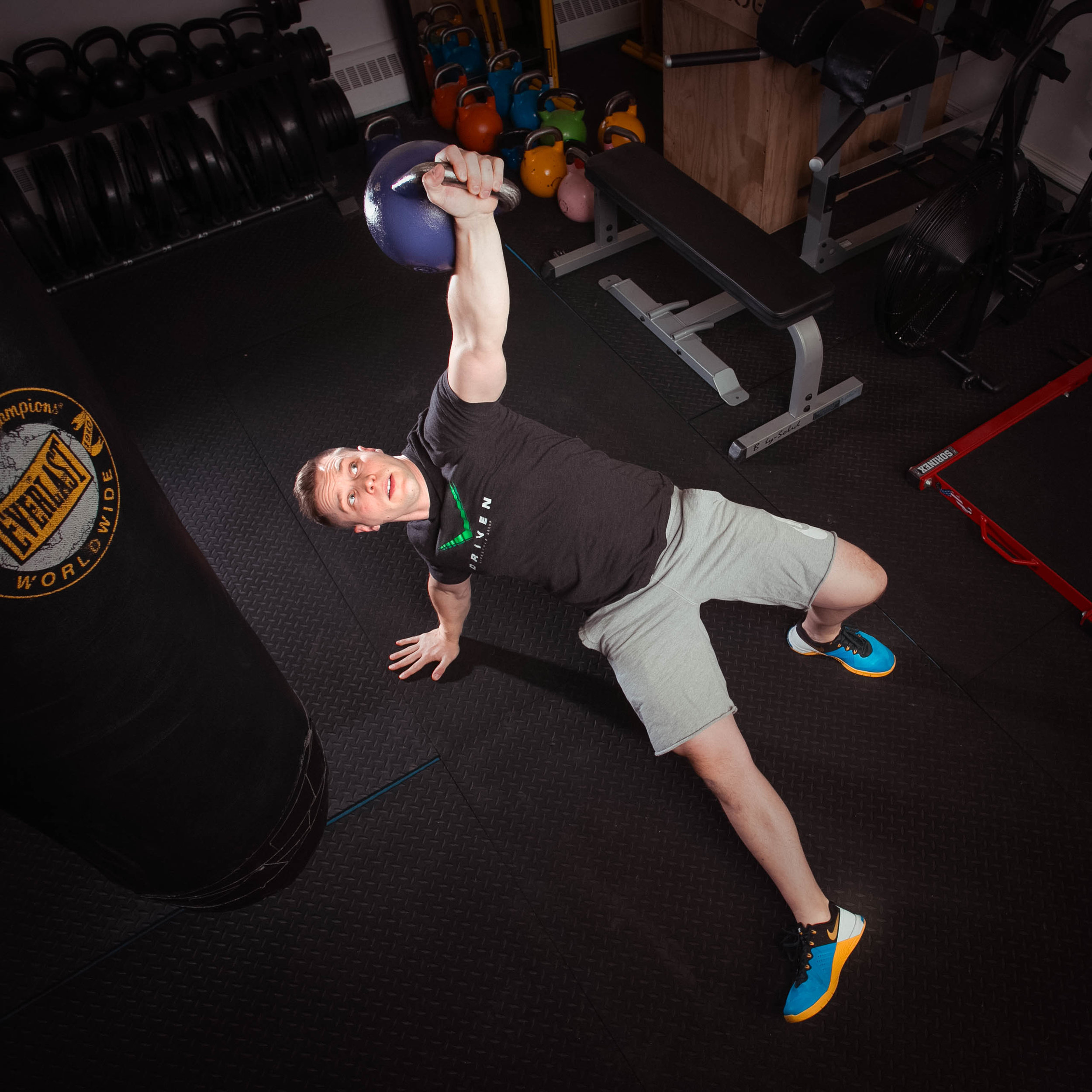 Dan Ince    I chose to be a trainer because it allows me to influence others in a way that changes their perspective of themselves both mentally and physically.  I focus on mixing every day lifestyle habits with physical and mental performance. I want to create an experience that's designed exactly for who you are and what transformations you want to see in yourself. Outside the studio, I play an active role in providing you lifestyle guidance that will help you discover your full potential.