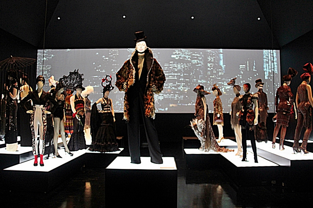 Jean Paul Gaultier Brooklyn Exhibit