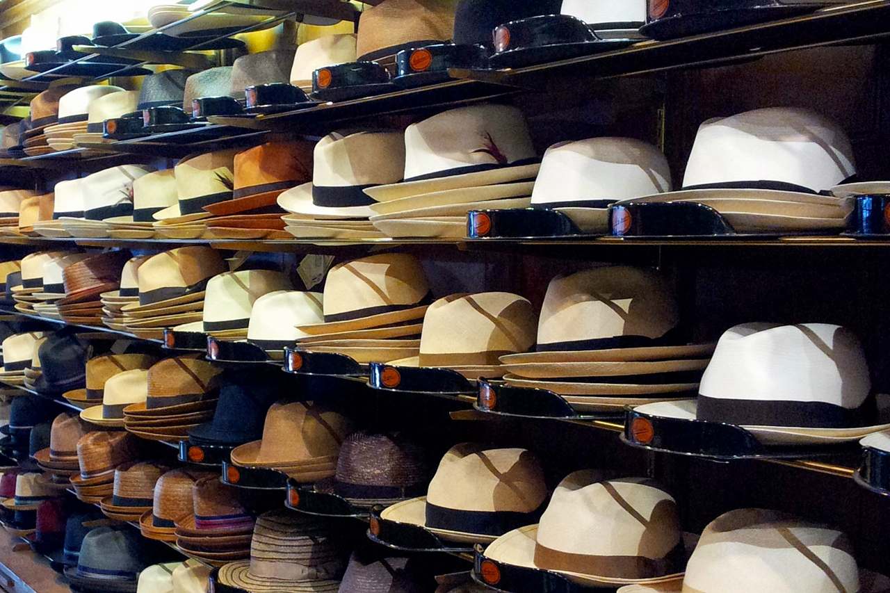Hats - Photo by Reportista