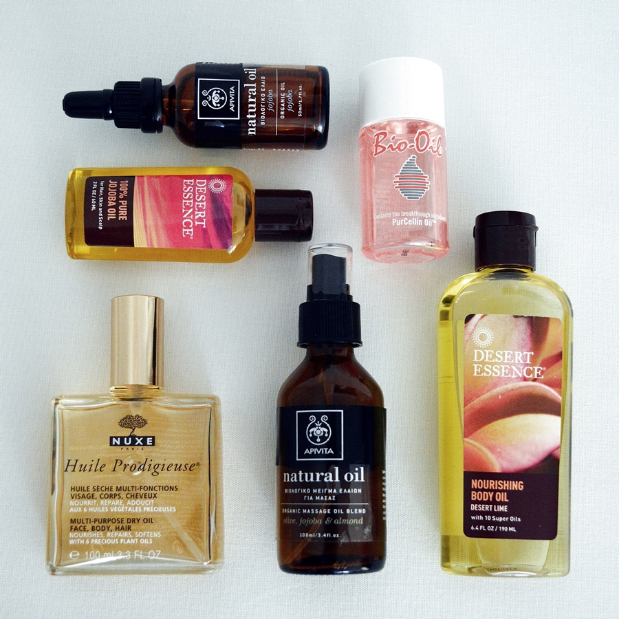 All about body oils @ www.Reportista.com