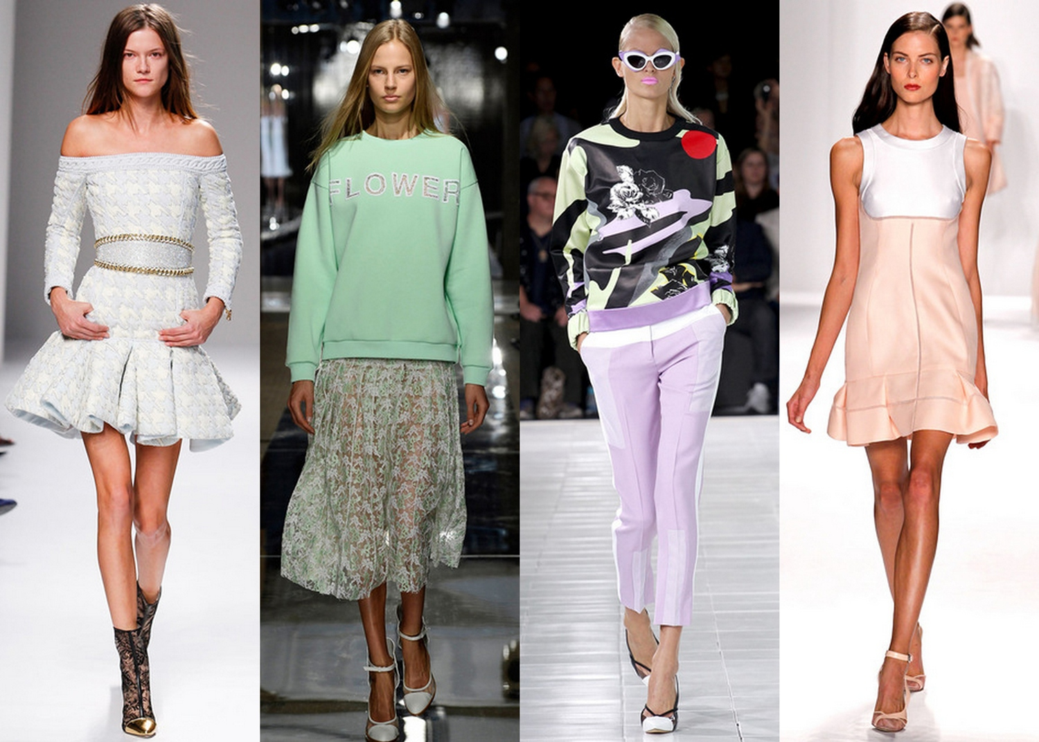 One of the Biggest Trends of Spring 2014: Pastels