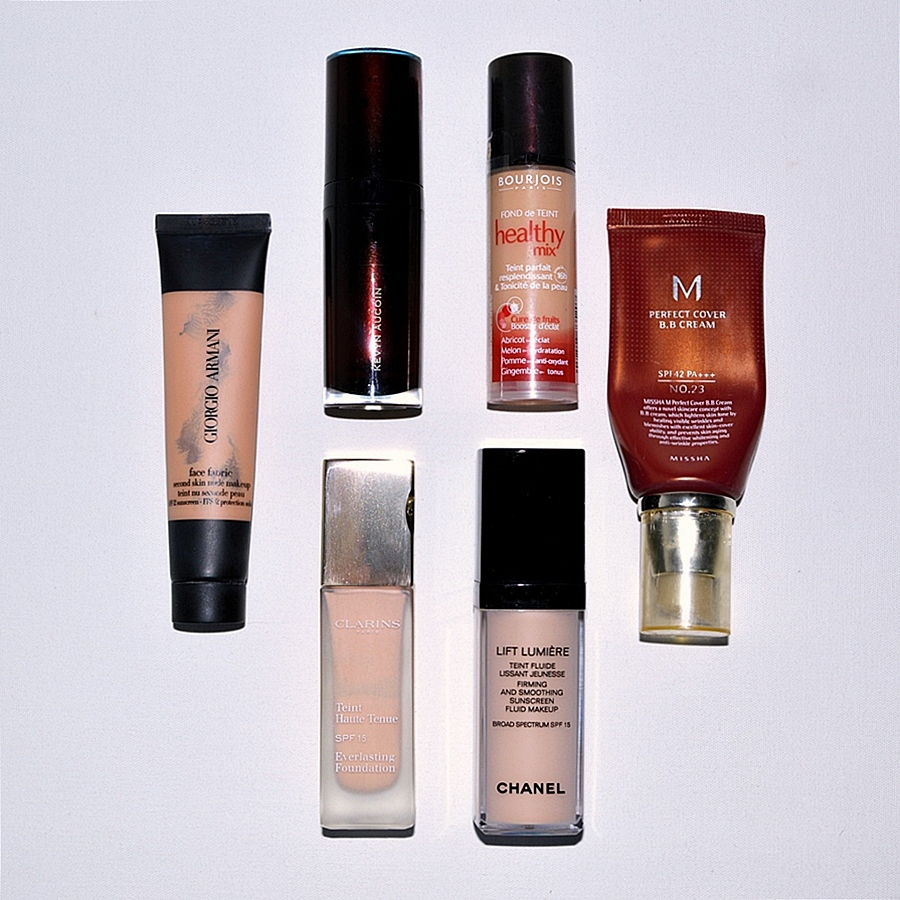 Finding the foundation shade that matches your skin - www.reportista.com